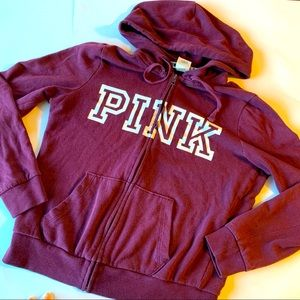 ❄️ Victoria's Secret Pink Zip Up